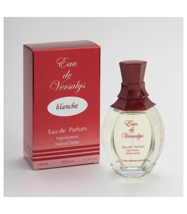 Versalys parfum senteur blanche