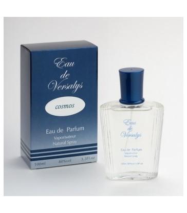 Versalys parfum senteur cosmos