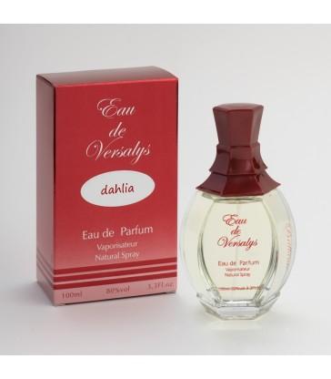 Versalys parfum senteur dahlia